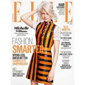 Elle Beauty Box Magazine -lahjapakkaus