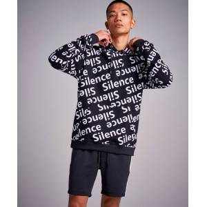 Speechless Huppari Silence hoodie