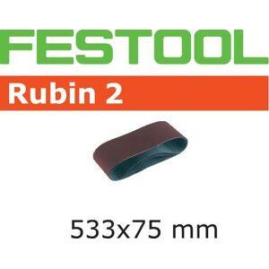 Festool RU2 Hiomanauha 533X75mm 10 kpl. P60