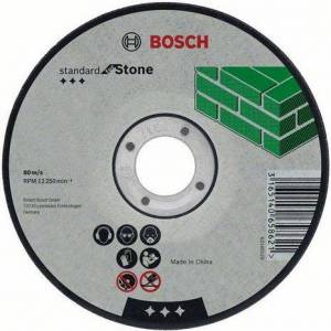 Bosch Standard for Stone Katkaisulaikka  180x3mm 1 kpl.