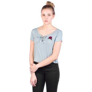 Trillium Hawnah T-Shirt harmaa  - blue