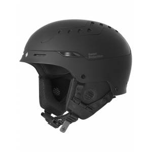 Sweet Protection Switcher Helmet musta  - dirt black