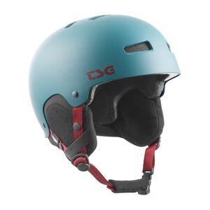 TSG Gravity Solid Color Helmet harmaa  - satin deep cauma