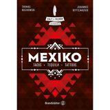 Salt & Silver Mexico Book kuviotu  - uni