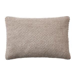 Muuto Twine tyyny 40 x 60 cm, beige - harmaa