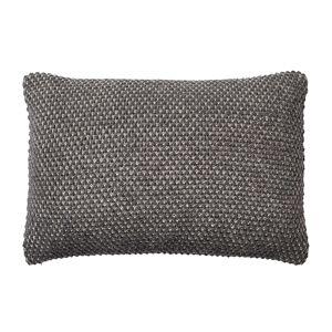 Muuto Twine tyyny 40 x 60 cm, tummanharmaa