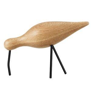 Normann Copenhagen Shorebird, iso, mustat jalat