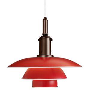 Louis Poulsen PH 3 1/2-3 riippuvalaisin, punainen