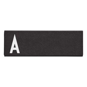 Design Letters Arne Jacobsen penaali, A-Z