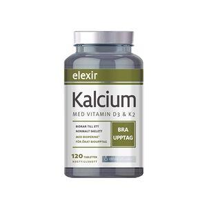 Elexir Pharma Kalcium 120 tablettia