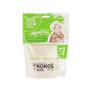 Mother Earth Kokosmjöl KRAV 500 gr