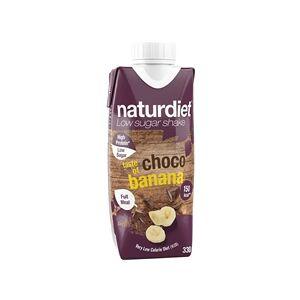 Naturdiet Shake 330 ml Chocolate-Banana