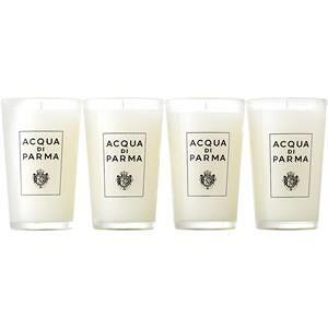 Acqua di Parma Asusteet Kynttilät Lasikynttilä Colonia Lahjasetti 4 x 65 g