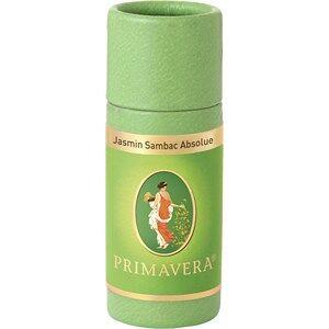 Primavera Health & Wellness Eteeriset öljyt Jasmiini Sambac Absolue 1 ml