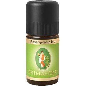 Primavera Health & Wellness Eteeriset luomuöljyt Ruusupelargoni bio 5 ml