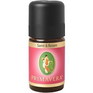 Primavera Home Tuoksusekoitukset Sametti & Ruusu 5 ml