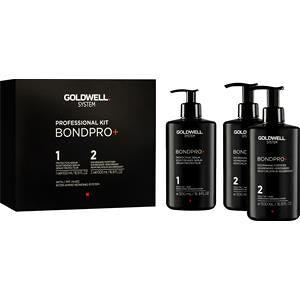 Goldwell System Bondpro+ Salon Kit Protection Serum 1 500 ml + 2 x Nourishing Fortifier 2 500 ml 1 Stk.