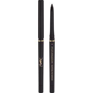 Yves Saint Laurent Meikit Silmät Dessin du Regard Stylo Waterproof Nr. 05 Noir Iridescent 0,34 g