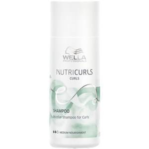 Wella SP Care Nutricurls Shampoo Curls 1000 ml