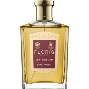 Floris London Miesten tuoksut Leather Oud Eau de Parfum Spray 100 ml