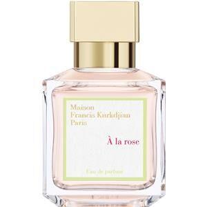 Maison Francis Kurkdjian Naisten tuoksut À la rose Eau de Parfum Spray 200 ml