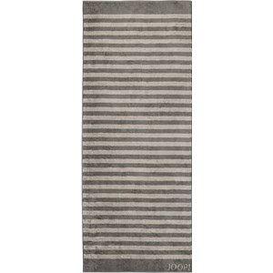 JOOP! Pyyhkeet Classic Stripes Saunapyyhe Grafiitti 80 x 200 cm 1 Stk.
