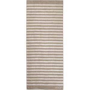 JOOP! Pyyhkeet Classic Stripes Saunapyyhe Hiekka 80 x 200 cm 1 Stk.