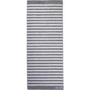 JOOP! Pyyhkeet Classic Stripes Saunapyyhe Hopea 80 x 200 cm 1 Stk.