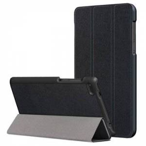 MTP Products Lenovo Tab 7 Essential Tri-Fold Folio-kotelo - Musta