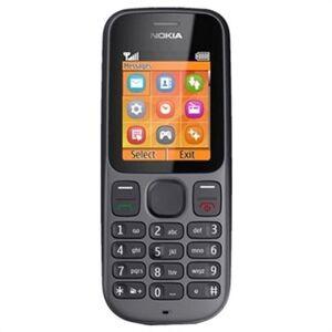 Nokia 100 - Tehdaskunnostus - Musta