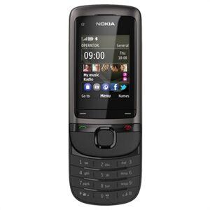 Nokia C2-05 - Tehdaskunnostus - Harmaa