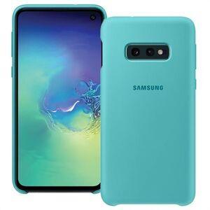 Samsung Galaxy S10e Silikonikotelo EF-PG970TGEGWW - Vihreä