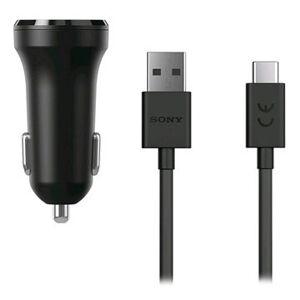 Sony AN430 Kaksois-USB Autolaturi - 4.8A