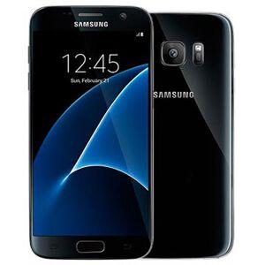 Samsung Galaxy S7 - 32Gt - Tehdaskunnostus - Musta