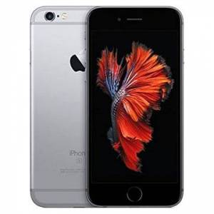 Apple iPhone 6S - 16Gt - Tehdaskunnostus - Tähtiharmaa