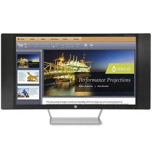 HP EliteDisplay S270c Kaareva LED Näyttö - 27