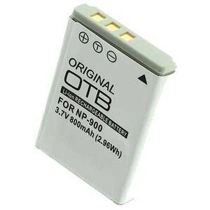 OTB Minolta NP-900, Olympus Li-80B Akku - 800mAh