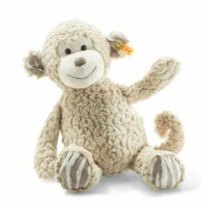 Steiff Soft Cuddly Friends Apina Bingo 39 cm - beige
