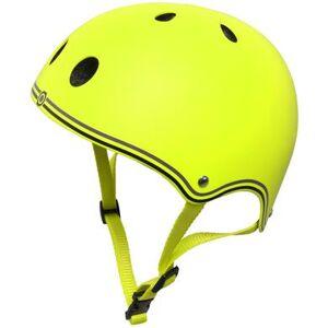 Authentic Sports Globber Junior Kypärä, vihreä - keltainen