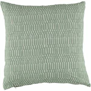 Gripsholm Alfred Cushion Cover 50x50 cm, Lily Green