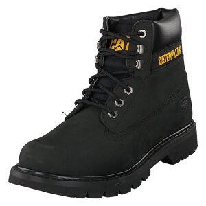 CAT COLORADO BLACK NUBUCK, Miehet, Shoes, musta, EU 44