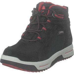 Timberland City Stomper Black Suede, Kengät, Bootsit, Vaelluskengät, Musta, Lapset, 23