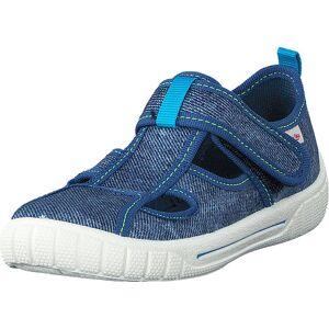 Superfit Bill Blue, Kengät, Sneakerit ja urheilukengät, Sneakerit, Sininen, Lapset, 25