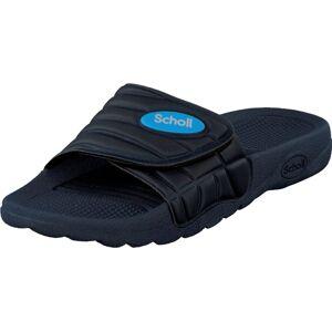 Scholl Nautilus, Kengät, Sandaalit ja Tohvelit, Sandaalit, Sininen, Unisex, 43