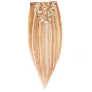 Rapunzel® Aidot hiustenpidennykset Clip-on Pidennykset Original 7 pieces M7.4/8.0 Summer Blonde 50 cm
