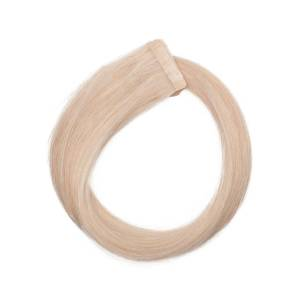 Rapunzel® Aidot hiustenpidennykset Quick & Easy Original Suora 10.8 Light Blonde 50 cm