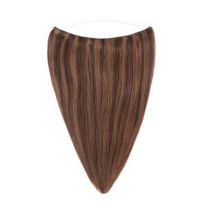 Rapunzel® Aidot hiustenpidennykset Rapunzel Hairband Original M2.3/5.0 Chocolate Mix 45 cm