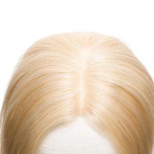 Rapunzel® Aidot hiustenpidennykset Top Piece Original Suora 8.0 Light Golden Blonde 30 cm