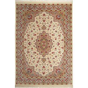 RugVista Ghom silkki allekirjoitettu : Ahmadi -matto 240x350 Persialainen Matto