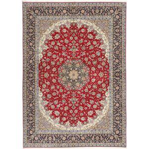 RugVista Isfahan silkkiloimi -matto 300x417 Persialainen Matto